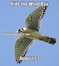 Ride the Wind Day August 23