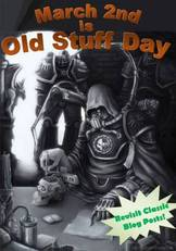 March 2nd is Old Stuff Day