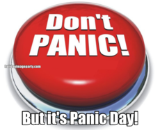 But it's Panic Day!