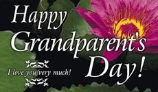 Happy Grandparent's Day