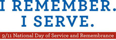 9-11 National day of service and remembrance