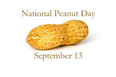 National Peanut Day September 13
