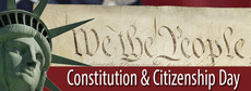 Constitution And Citizenship Day