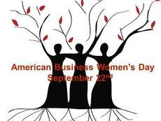 American Business Women's Day September 22nd