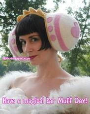 Have a magical Ear Muff Day!