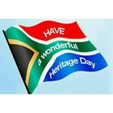 Have a wonderful Heritage Day
