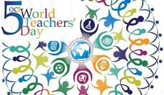 5 Oct World Teachers Day