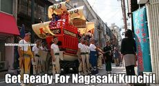 Get Ready For Nagasaki Kunchi!