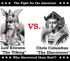 Leif Ericon VS Chris Columbus