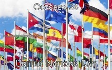 October 24 United Nations Day