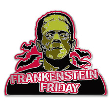Frankenstein Friday