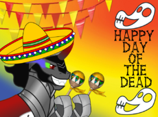 Happy Day of the Dead