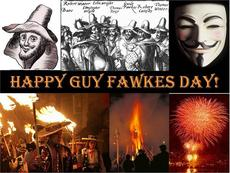 Happy Guy Fawkes Day