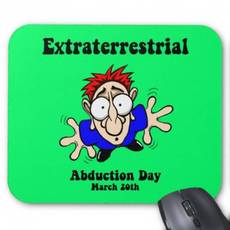 Extraterrestrial Abductions Day