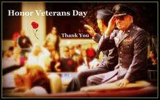 Honor Veterans Day