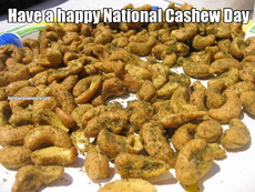 Have a happy National Cashew Day