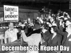 December 5 is Repeal Day