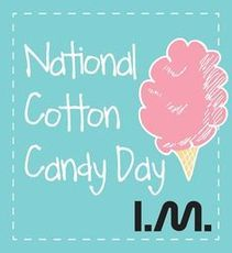 National National Cotton Candy Day