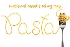 National Noodle Ring Day
