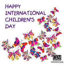 Happy International Children's Day
