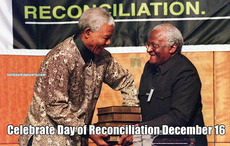 Celebrate Day of Reconciliation December 16