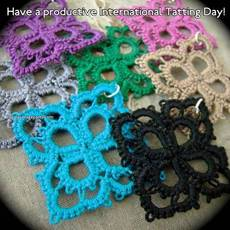 Have a productive International Tatting Day!