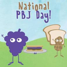 National PBJ Day!
