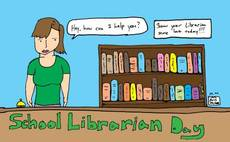 School Librarian Day