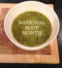 National Soup Month