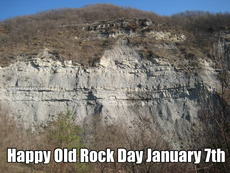 Happy Old Rock Day January 7th
