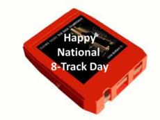 Happy National 8-track day