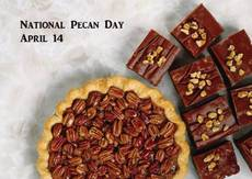 National Pecan Day April 14