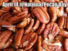 April 14 is National Pecan Day