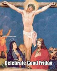 Celebrate Good Friday