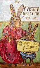 An Easter Greeting to all