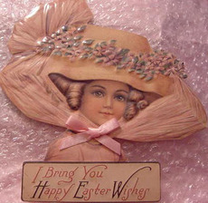I bring you Happy Easter Wishes