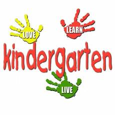 Kindergarten - Love Learn Live