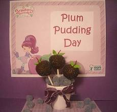 Plum Pudding Day