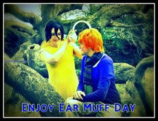Enjoy Ear Muff Day
