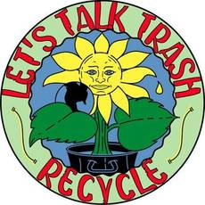 Let's talk trash. Recycle