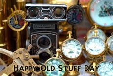 Happy Old Stuff Day