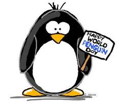 Happy World Penguin Day
