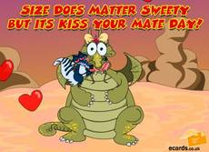 Kiss Your Mate Day