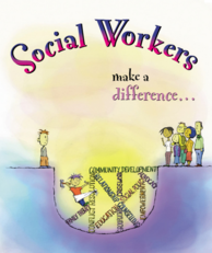 Social workers make a difference