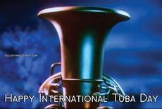 Happy International Tuba Day