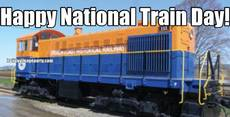 Happy National Train Day!