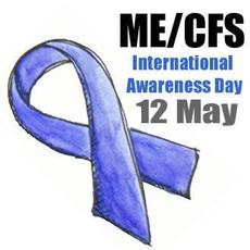 Chronic Fatigue Syndrome International Awareness Day 12 May