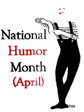 National Humor Month April