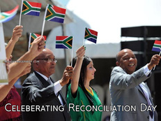 Celeberating Reconciliation Day
