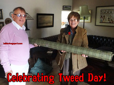 Celebrating Tweed Day!